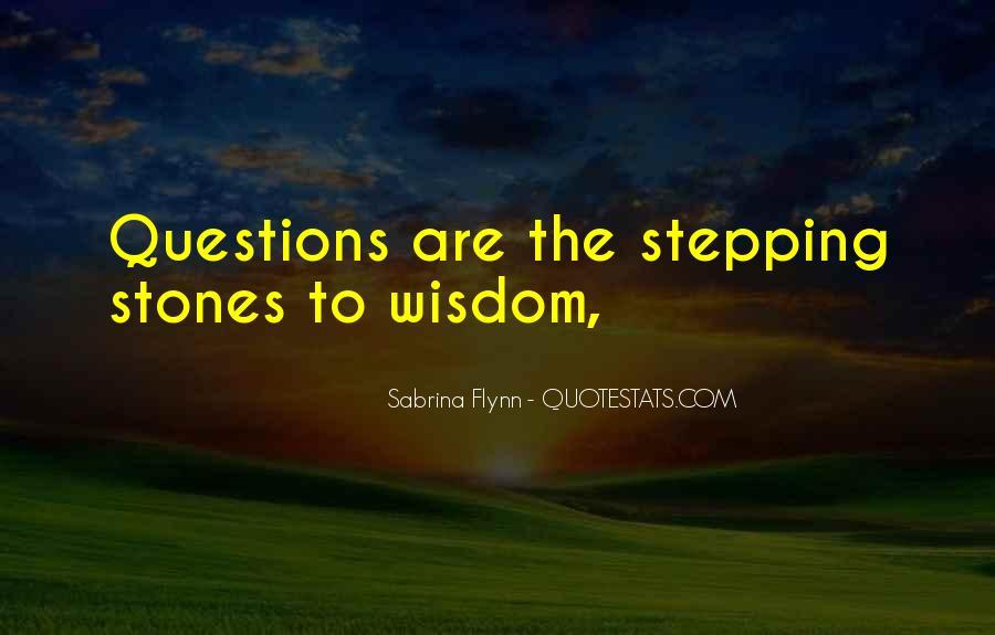 Sabrina Flynn Quotes #1774748
