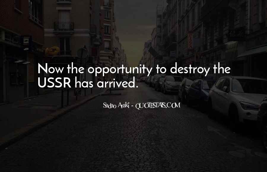 Sadao Araki Quotes #268168
