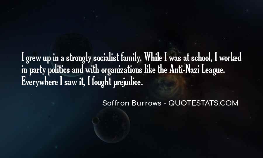 Saffron Burrows Quotes #196097