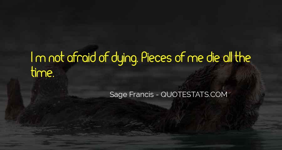 Sage Francis Quotes #1025619