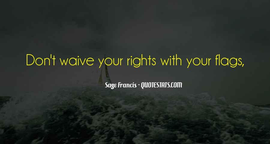 Sage Francis Quotes #1078121