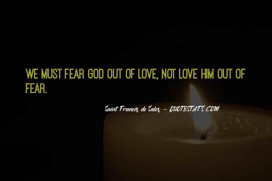 Saint Francis De Sales Quotes #1010368