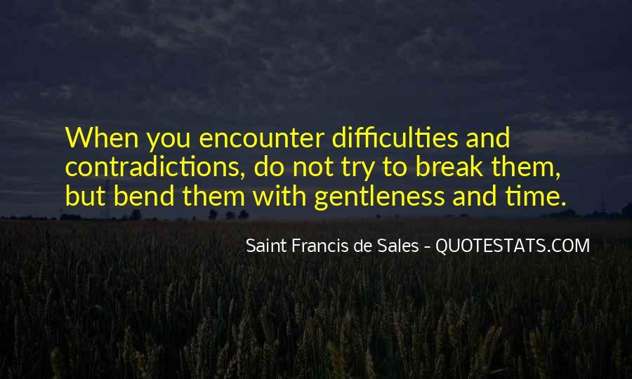 Saint Francis De Sales Quotes #1115656