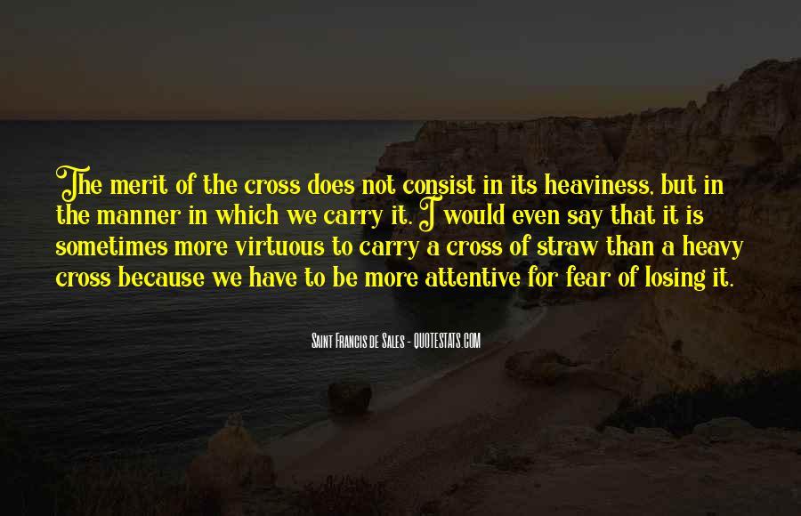 Saint Francis De Sales Quotes #1175472