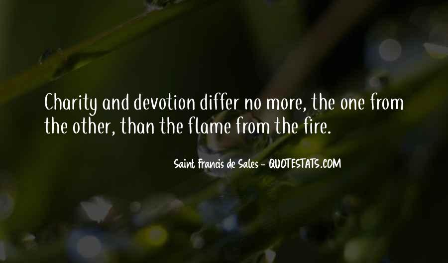 Saint Francis De Sales Quotes #1286143