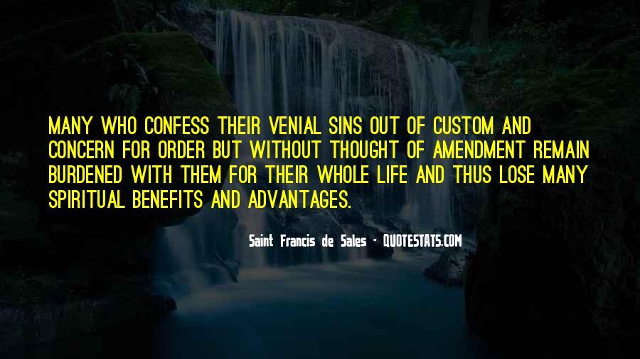 Saint Francis De Sales Quotes #1312774