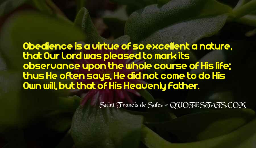 Saint Francis De Sales Quotes #131994
