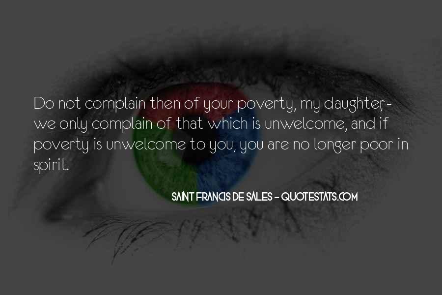 Saint Francis De Sales Quotes #1323527