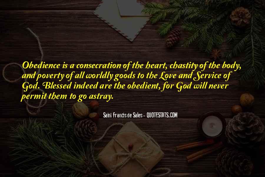Saint Francis De Sales Quotes #1418804