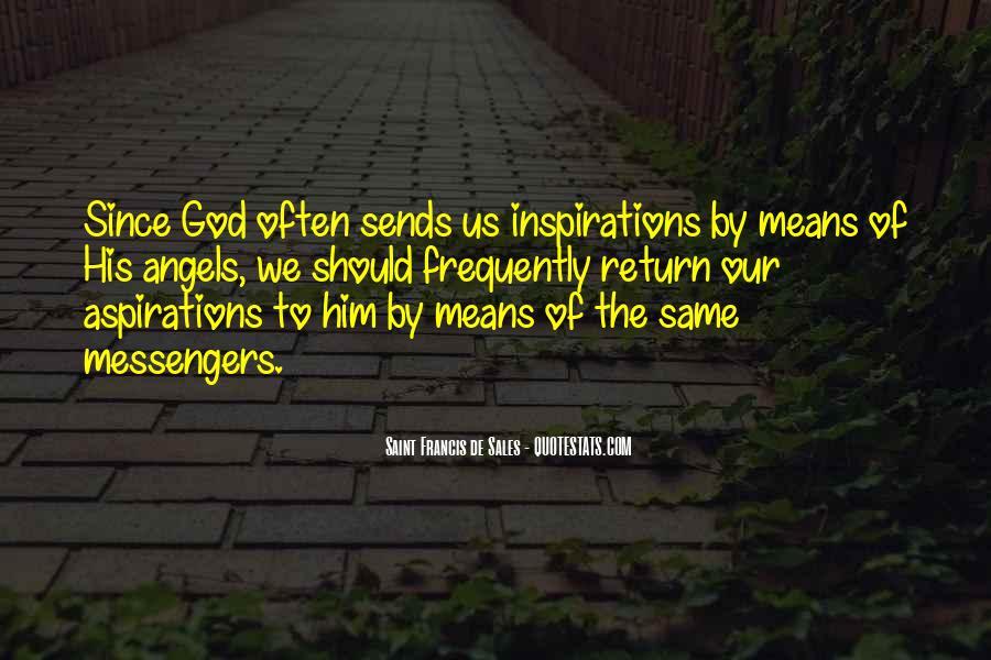 Saint Francis De Sales Quotes #1545724