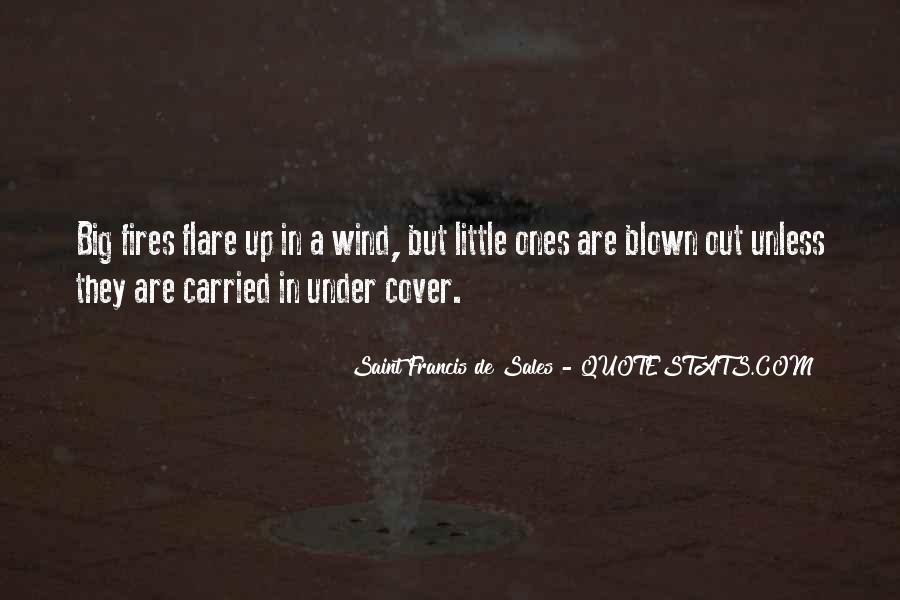 Saint Francis De Sales Quotes #1663927