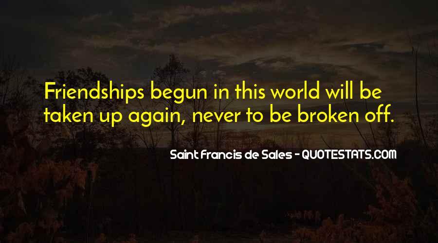 Saint Francis De Sales Quotes #1728402