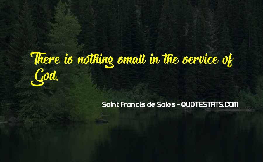 Saint Francis De Sales Quotes #1744812
