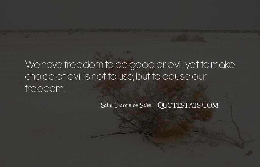 Saint Francis De Sales Quotes #1765965