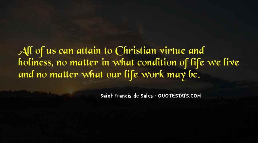 Saint Francis De Sales Quotes #188768