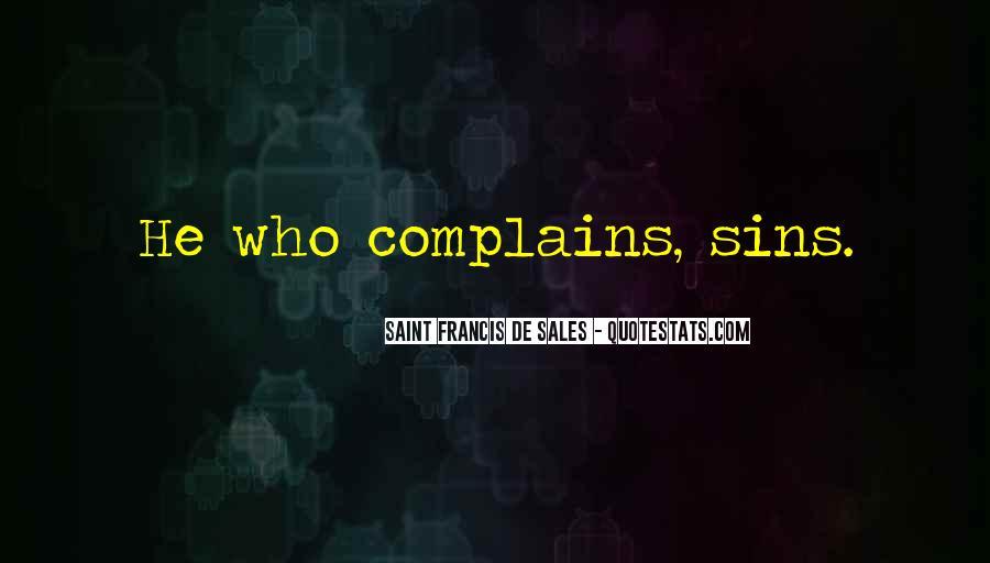 Saint Francis De Sales Quotes #243406