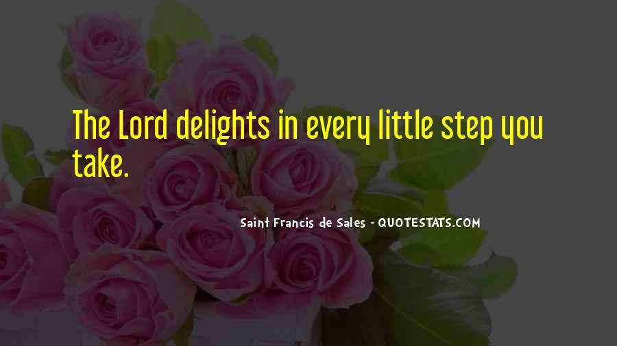 Saint Francis De Sales Quotes #283166