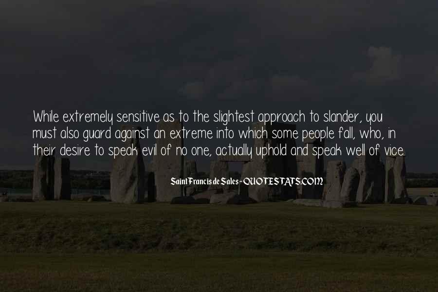 Saint Francis De Sales Quotes #333233