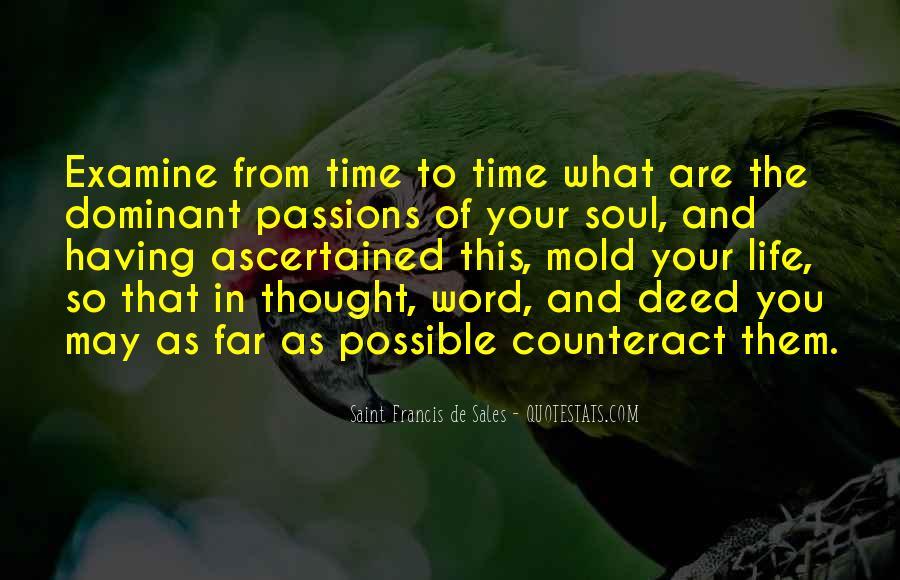 Saint Francis De Sales Quotes #372798