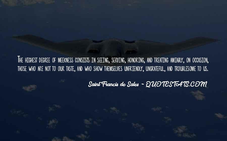 Saint Francis De Sales Quotes #421207