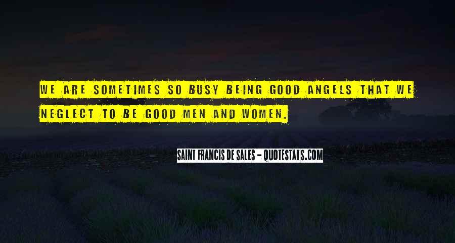 Saint Francis De Sales Quotes #446402