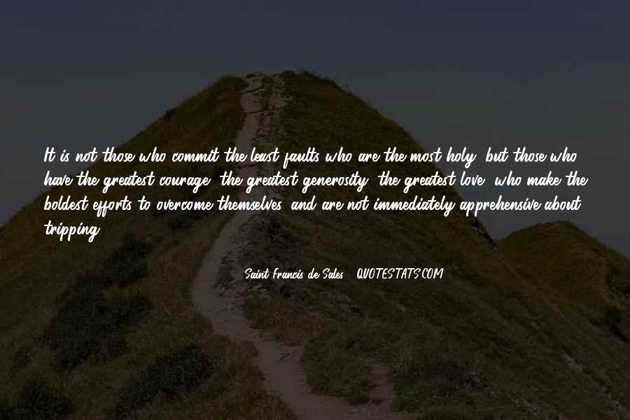 Saint Francis De Sales Quotes #451779