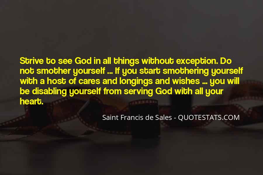 Saint Francis De Sales Quotes #467936