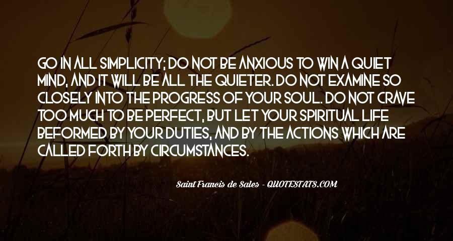 Saint Francis De Sales Quotes #523479
