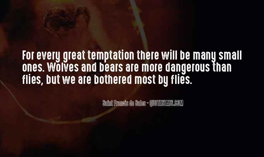 Saint Francis De Sales Quotes #543609
