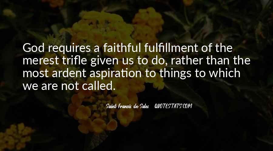 Saint Francis De Sales Quotes #576859