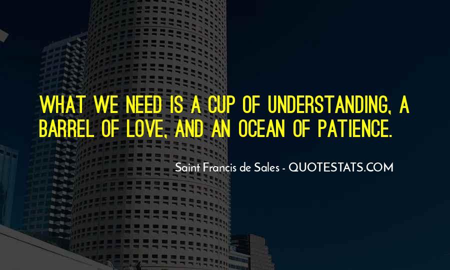 Saint Francis De Sales Quotes #67958