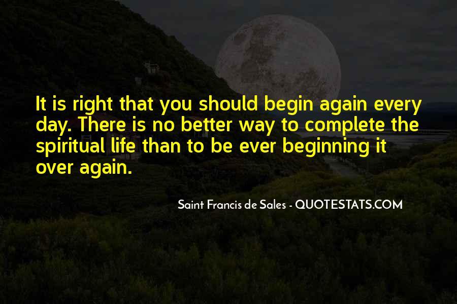 Saint Francis De Sales Quotes #825530