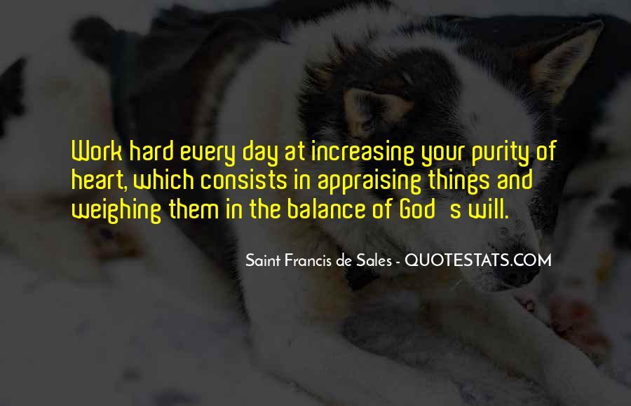 Saint Francis De Sales Quotes #85232
