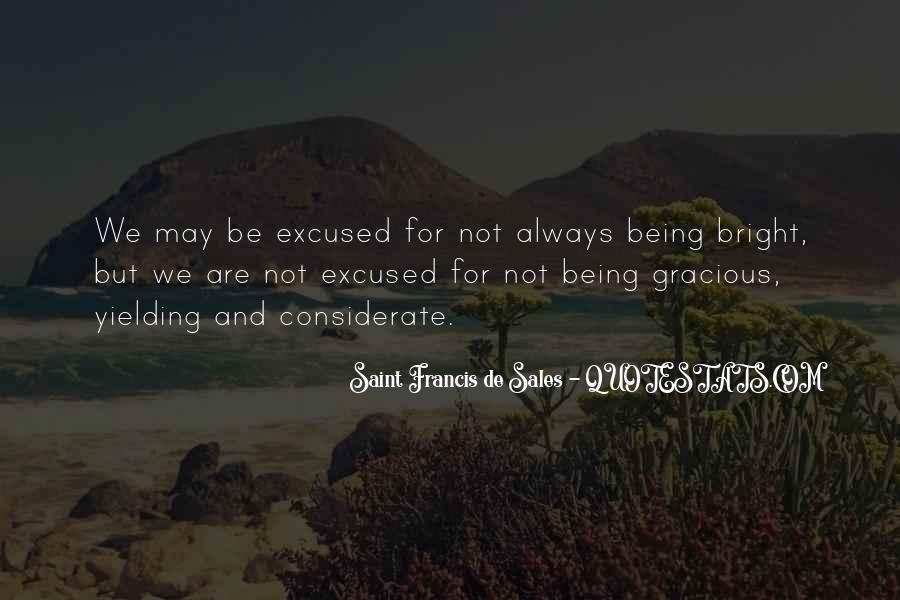 Saint Francis De Sales Quotes #863341