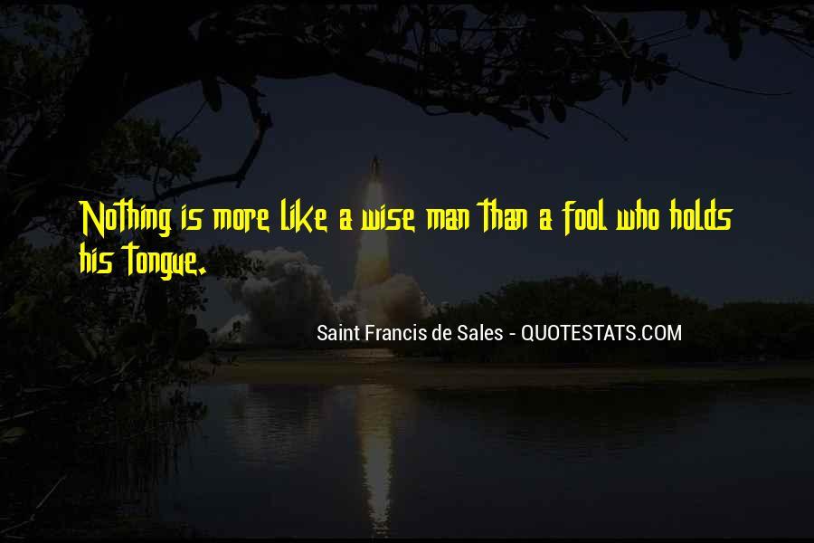 Saint Francis De Sales Quotes #936362