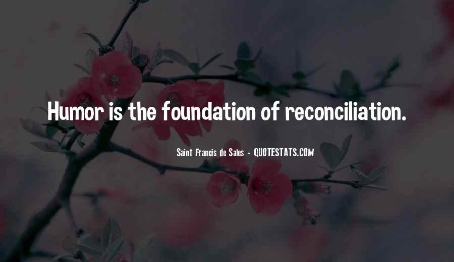 Saint Francis De Sales Quotes #991701