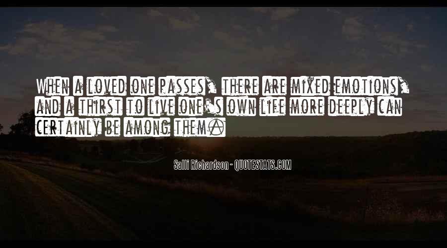 Salli Richardson Quotes #122979