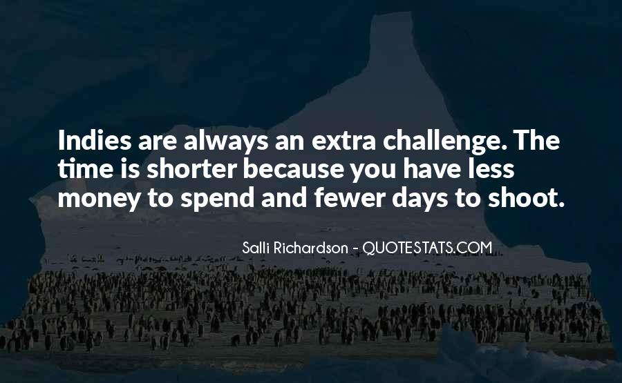 Salli Richardson Quotes #567891