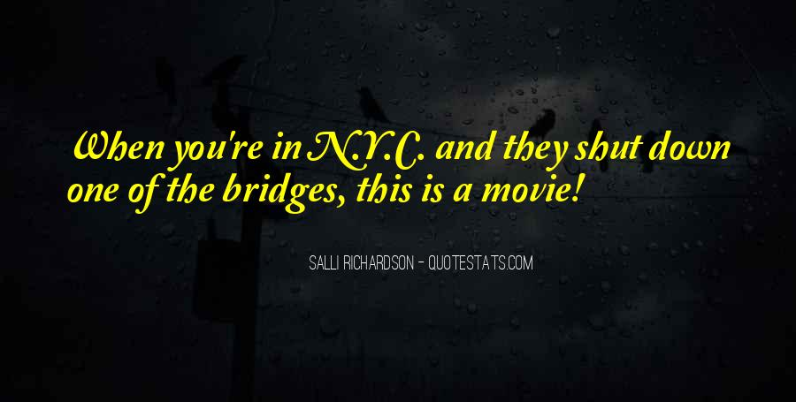 Salli Richardson Quotes #759076