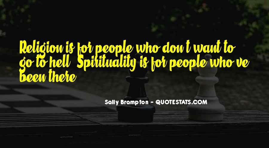 Sally Brampton Quotes #1127116