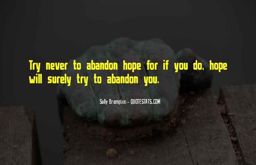 Sally Brampton Quotes #1319212
