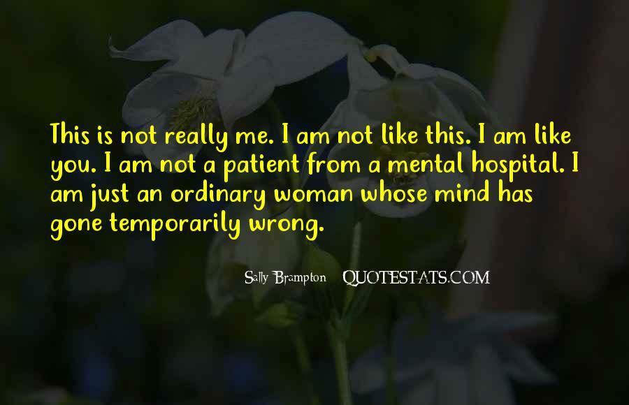 Sally Brampton Quotes #1346638