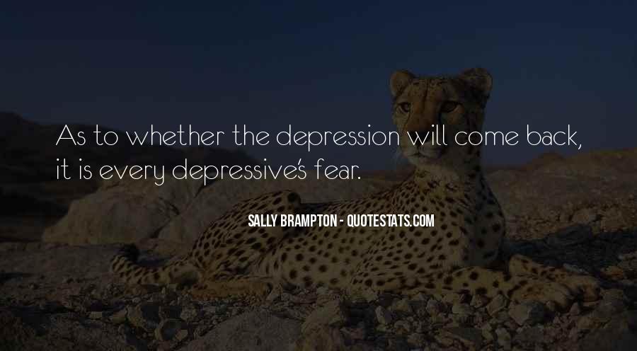 Sally Brampton Quotes #1536565