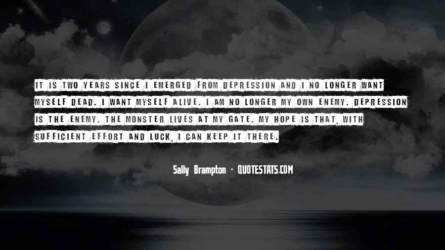 Sally Brampton Quotes #1815593