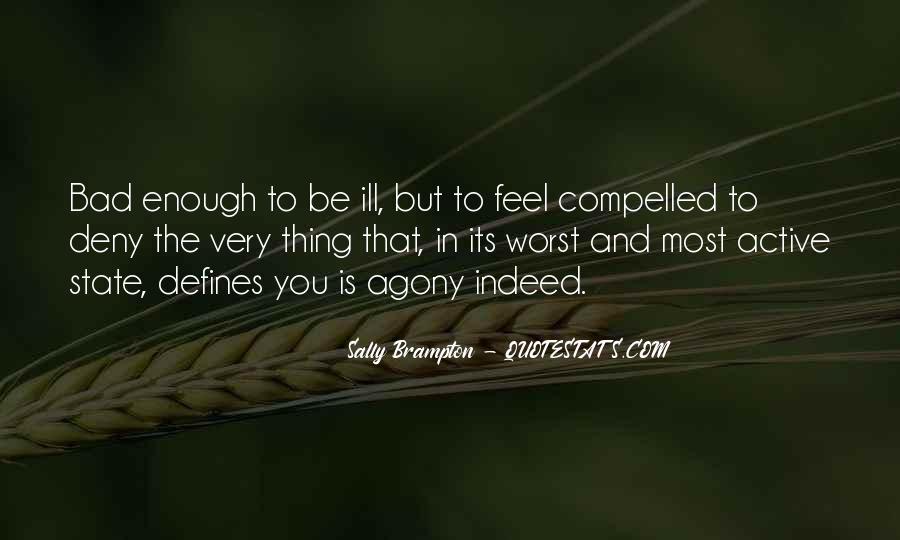 Sally Brampton Quotes #353217