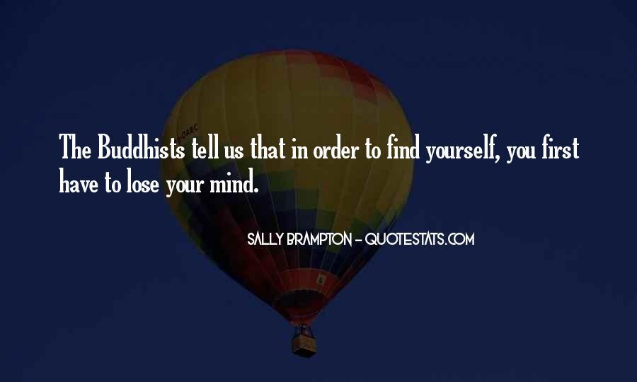 Sally Brampton Quotes #401555