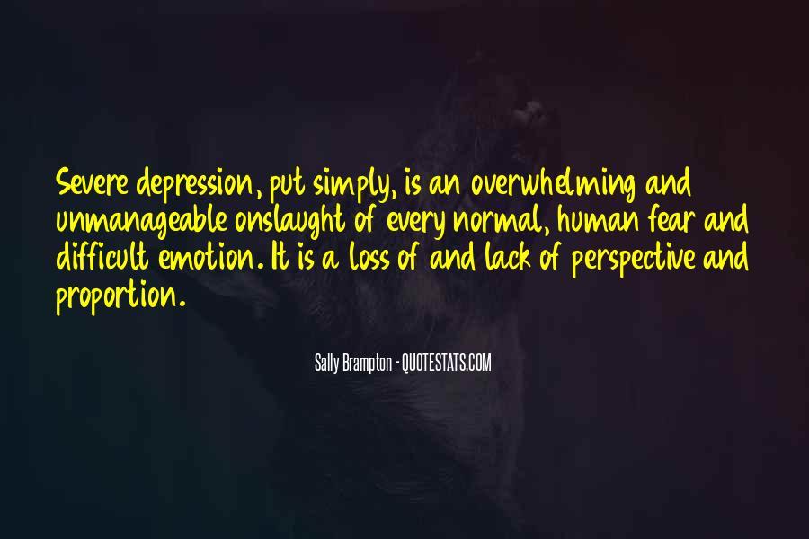 Sally Brampton Quotes #4518