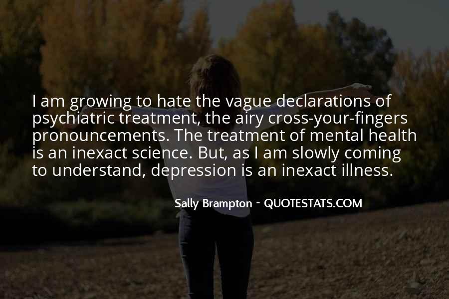 Sally Brampton Quotes #63793