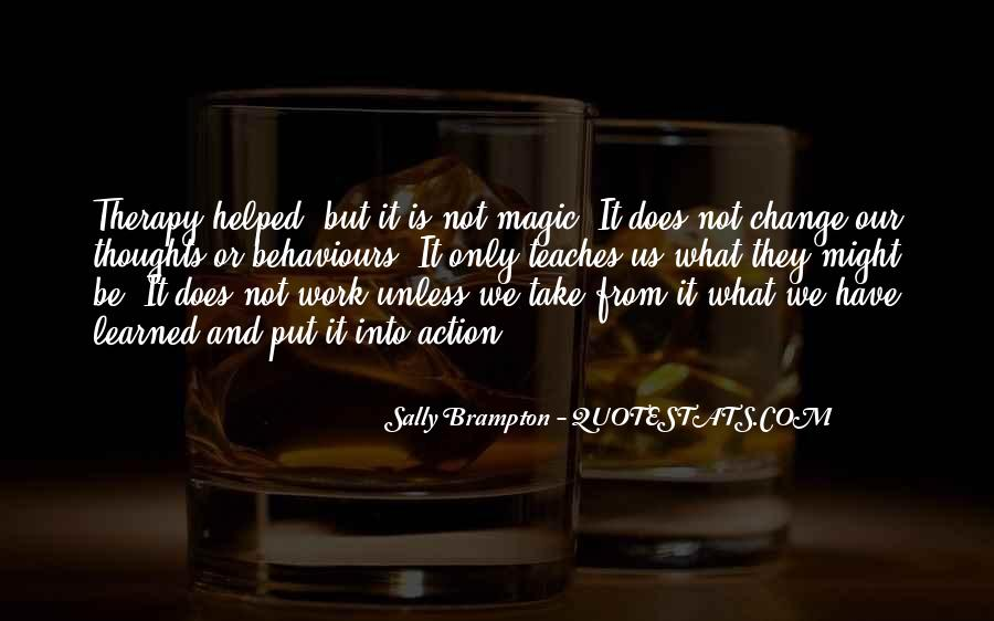 Sally Brampton Quotes #675077