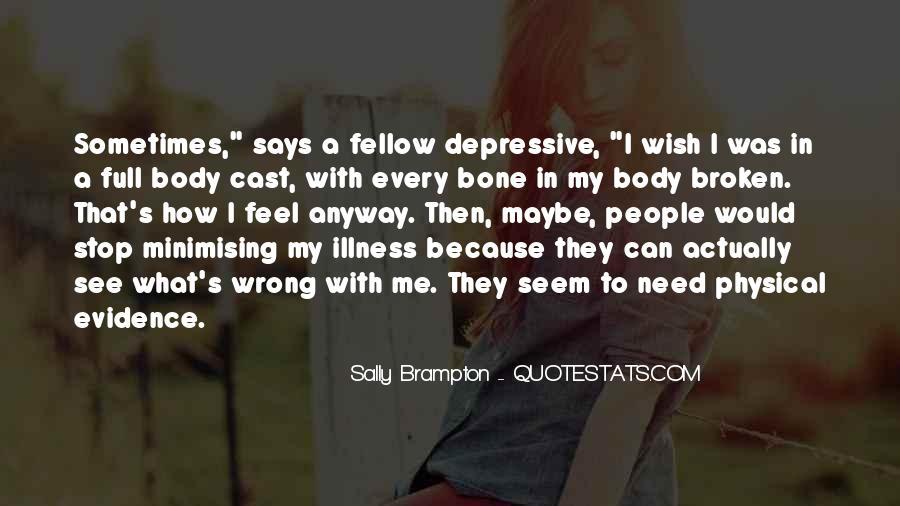 Sally Brampton Quotes #94647